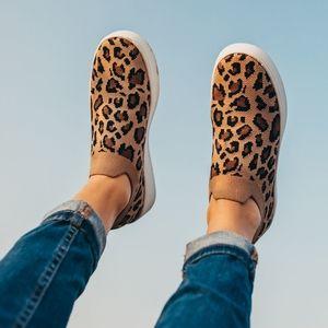 Steve Madden Beale Leopard Print Platform Sneakers